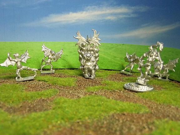 Miniature Figurines Production - News